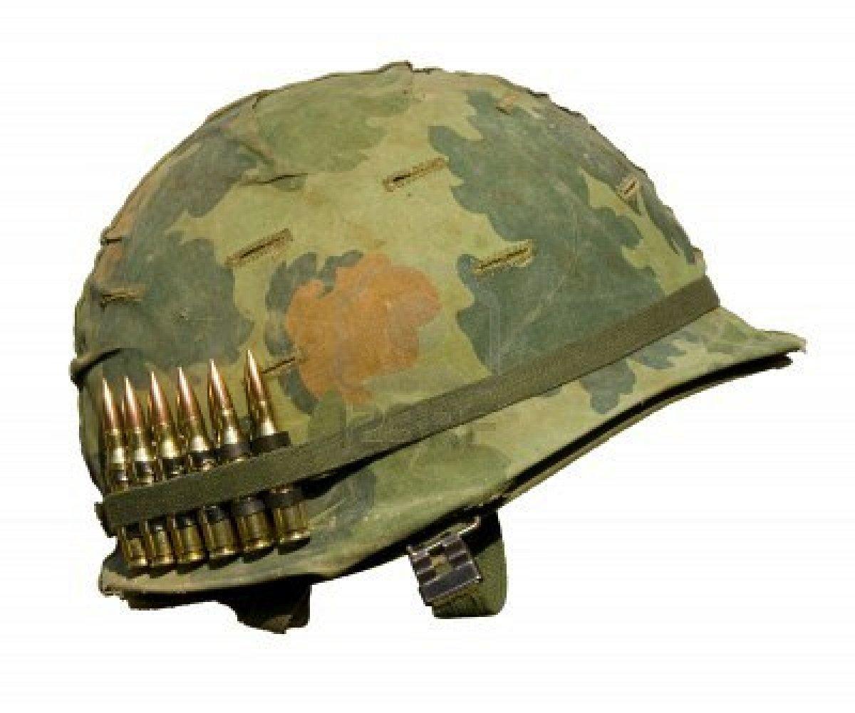 SNAFU Evolution Of The Combat Helmet
