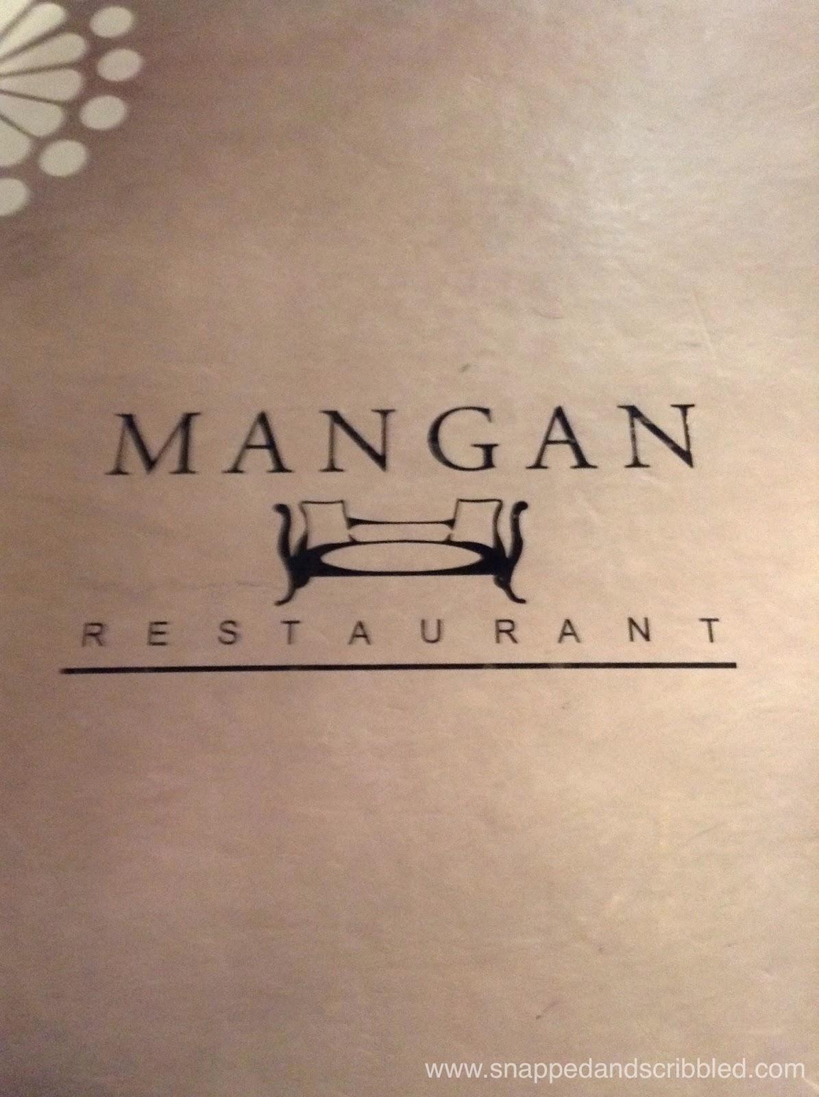 Where To Eat Filipino Food: Mangan Restaurant