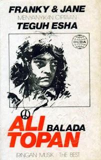 Franky & Jane - Balada Ali Topan 1978