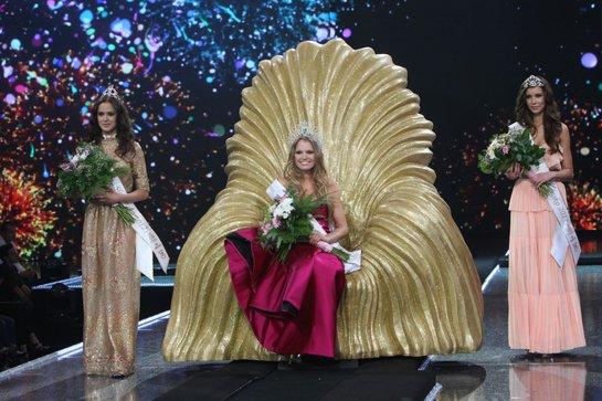 Miss Slovakia Slovensko 2012 winner Kristina Krajcirova