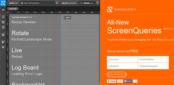 15 Best Responsive Web Design Testing Tools - ScreenQueries