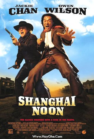 Phim Trưa Thượng Hải - Shanghai Noon