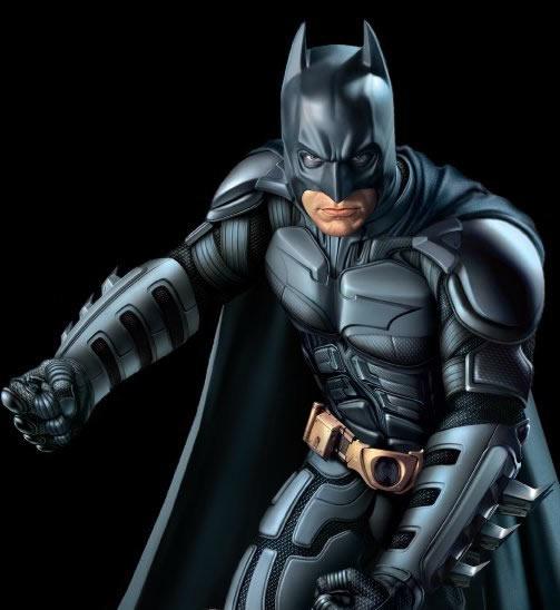 Political Brambles: Batman and Evil — A Symbol of Our Times
