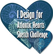 I design for Atlantic Hearts Sketch Challenge