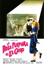 La rosa púrpura del Cairo (1985)