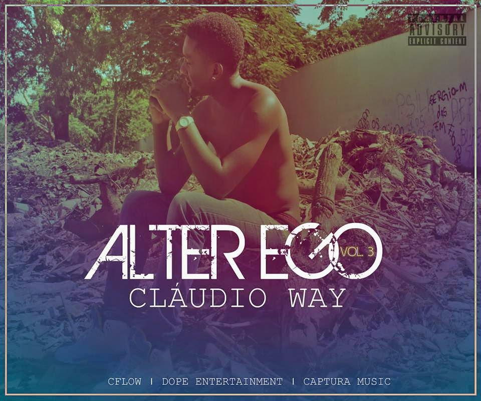 Cláudio Way  - Mixtape Alter Ego Vol. 3