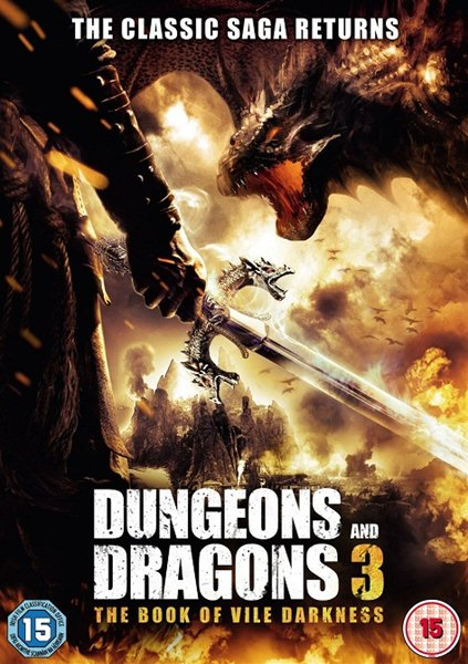 Dungeons & Dragons: The Book of Vile Darkness (2012) [Vose]