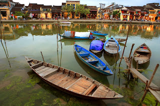 Hoi An and 6 things you only see in this ancient city. 1