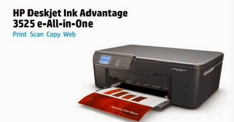 Hp deskjet ink advantage 3525 driver & software download for.