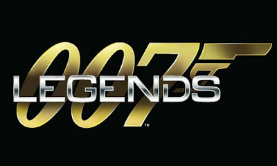 007 Legends game review logo