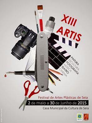 Exposição ARTIS 2015