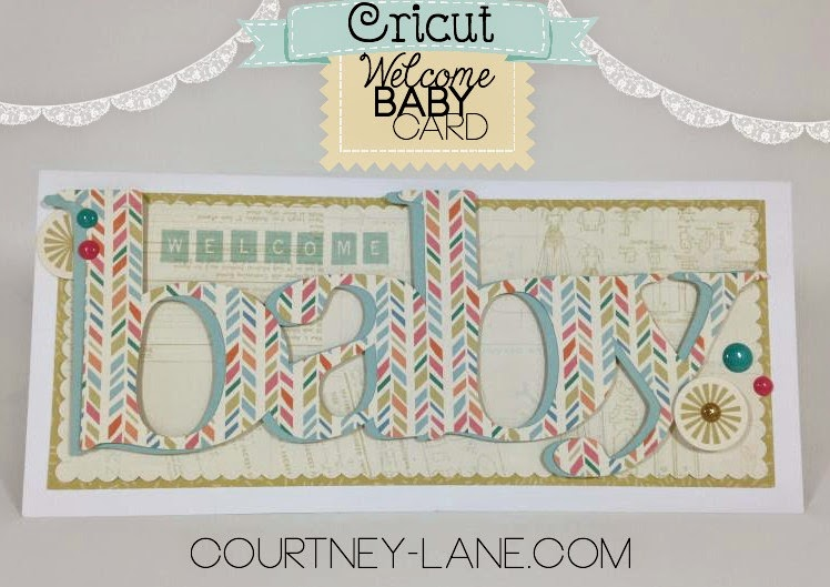 Anna Griffin Bridal and Baby Soiree card