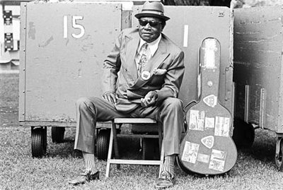 Bukka White: Shake'Em On Down
