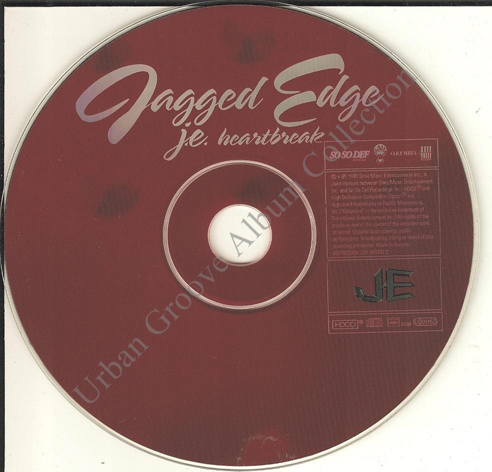 Jagged Edge - J.e. Heartbreak (1999) R&B Group