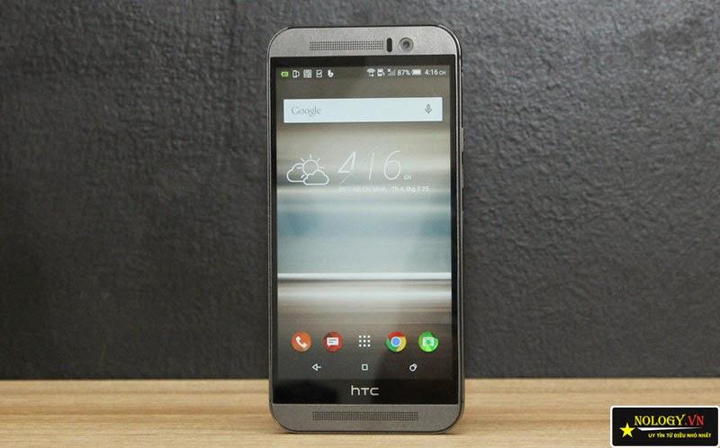 HTC One M9- hình ảnh