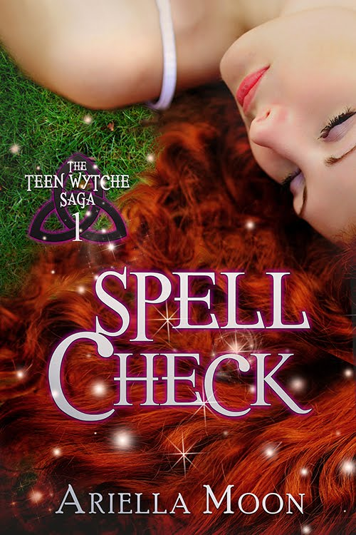 Spell Check, Book 1, The Teen Wytche Saga