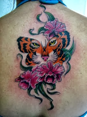 Tattoos de Tigre