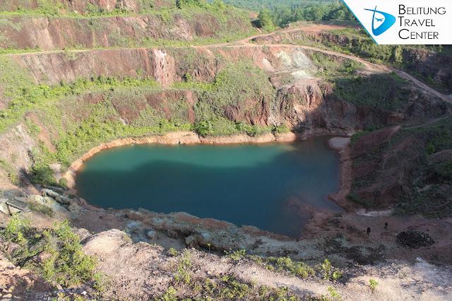 Open Pit, Kampit belitung timur