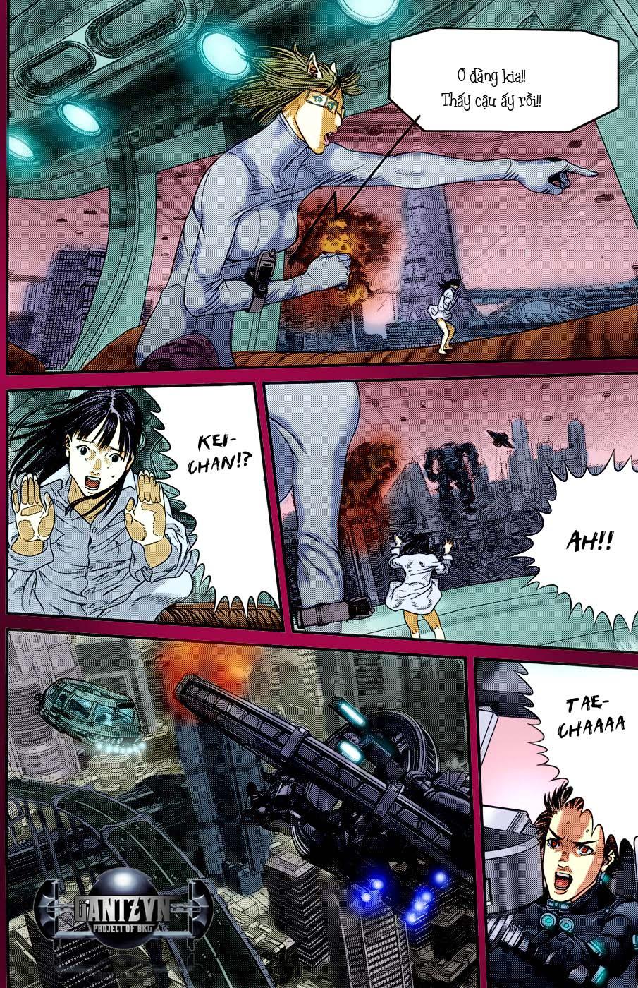 Gantz chap 362 Trang 23 - Mangak.info