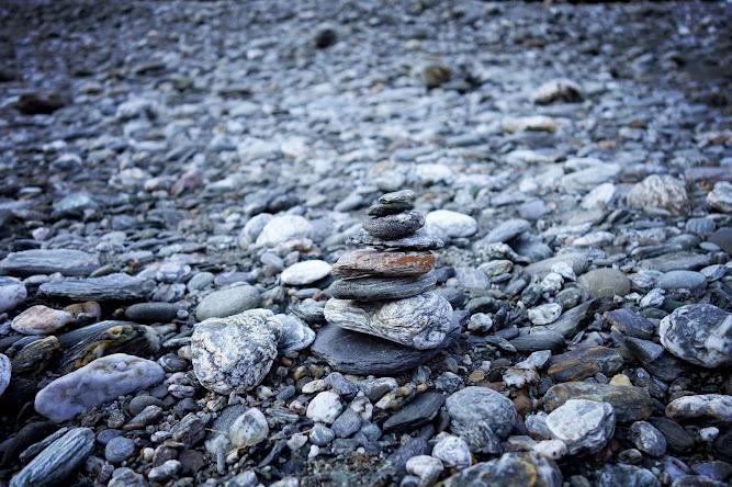 Blue Pool Track New Zealand Hike Rock Towers