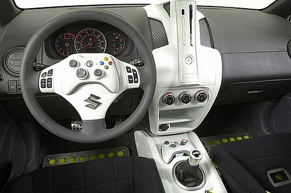 9 car interior design unique in the world makes amazed for Interior design xbox game