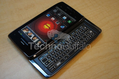 Motorola DROID 4 image leaked on internet