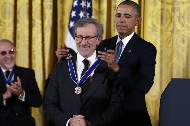spielberg medal of freedom