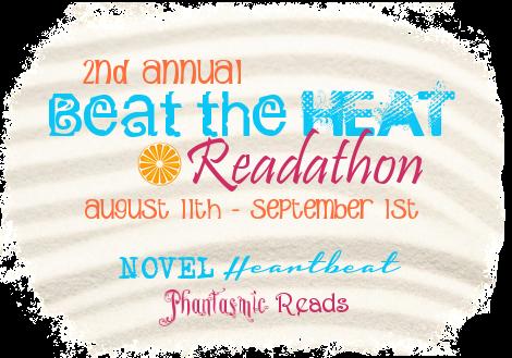 http://www.phantasmicreads.com/2014/07/2nd-annual-beat-the-heat-readathon-sign-ups.html