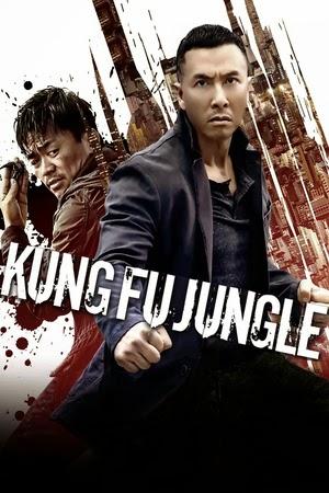 Poster Kung Fu Jungle 2014