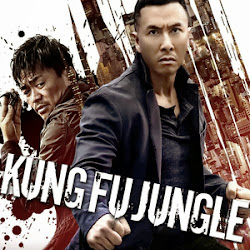 Poster Kung Fu Jungle 2014