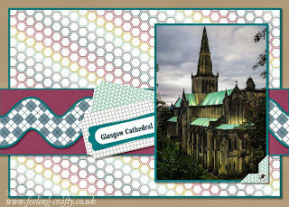 Why I love Stampin' Up! Postcard from Glasgow by UK based Demonstrator Bekka Prideaux - download your free trial of the digital product used to make this here