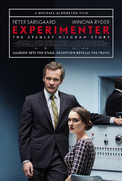 Poster Of Experimenter 2015 720p English BRRip Full Movie