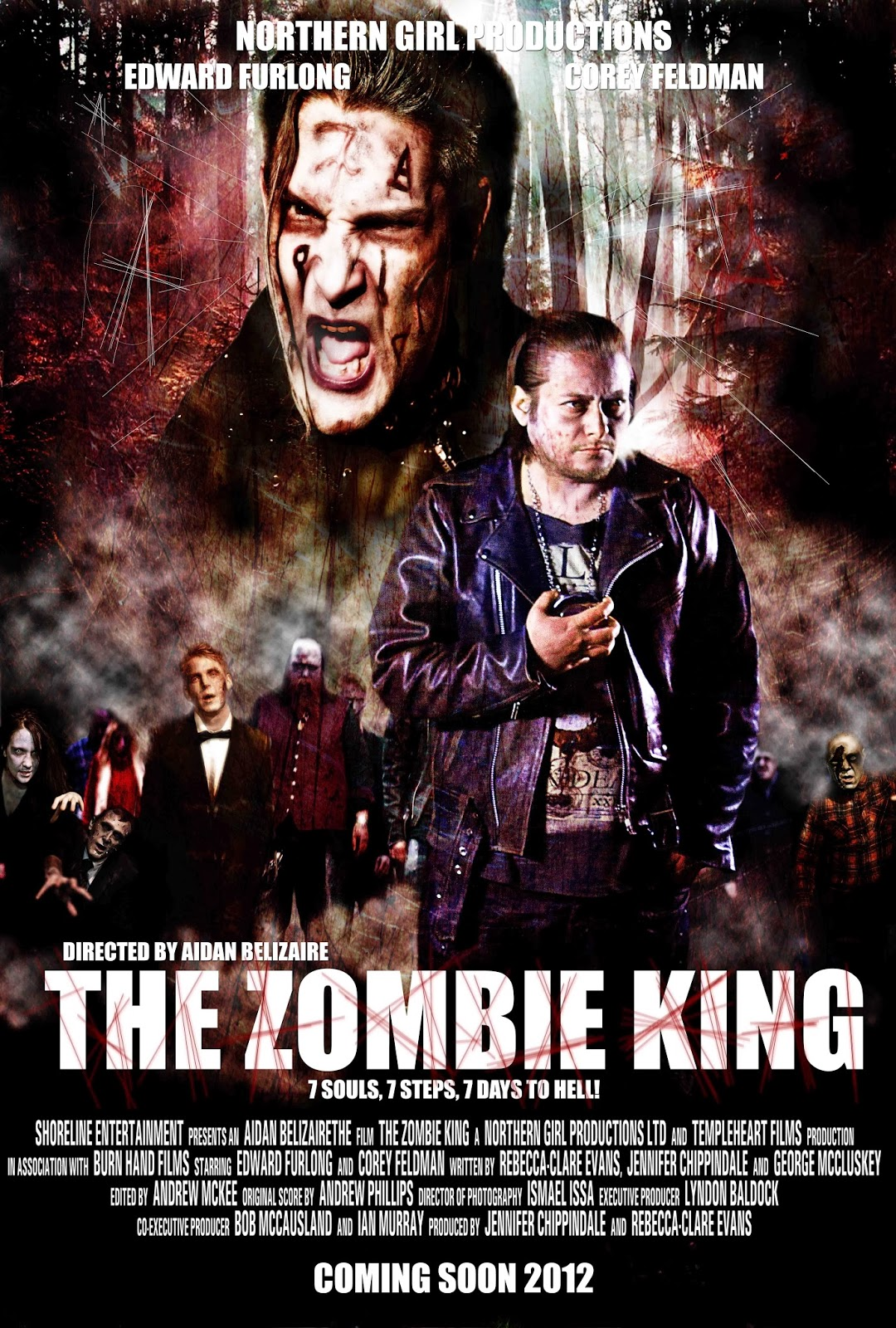 The Zombie King 2013 1/2