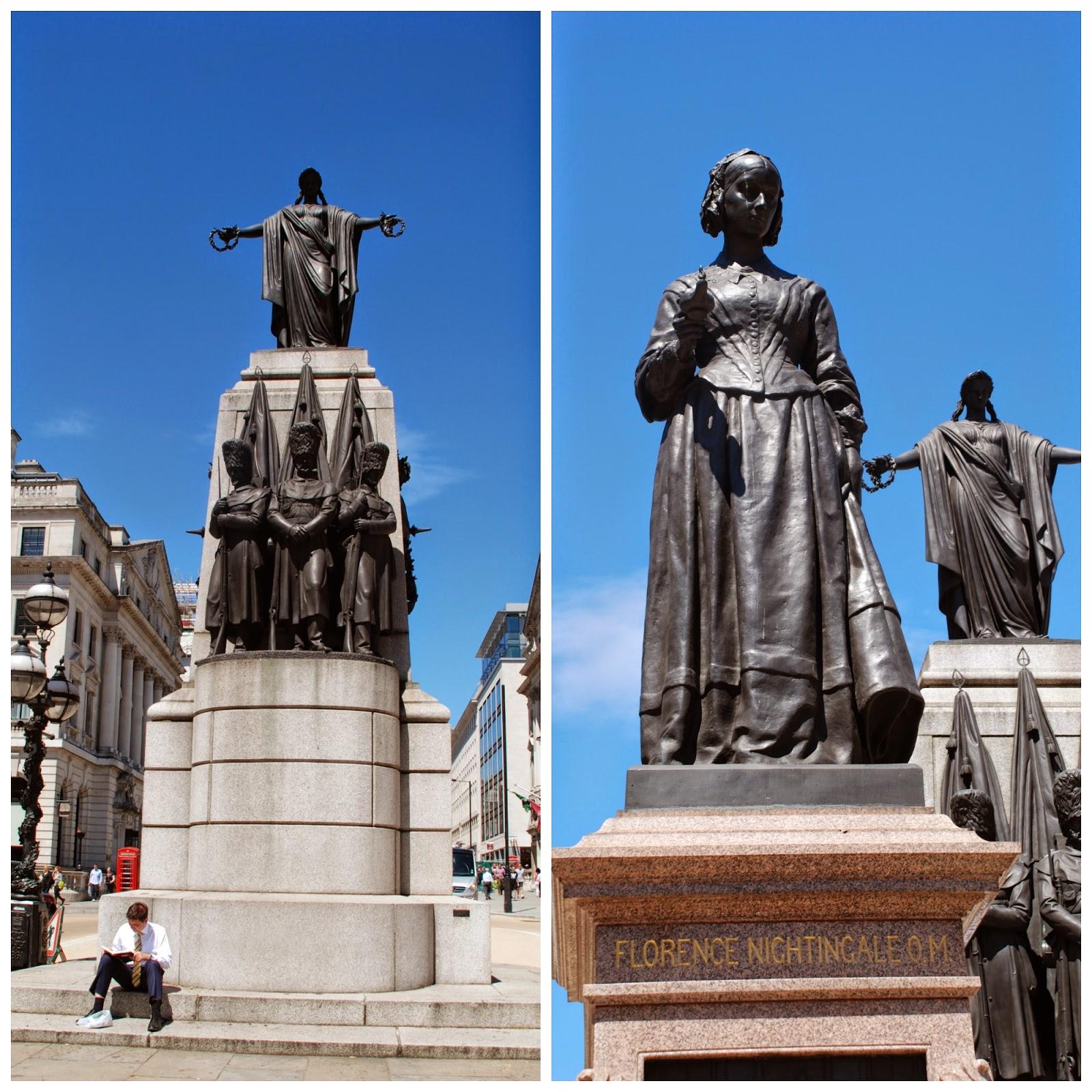 Waterloo Place, London