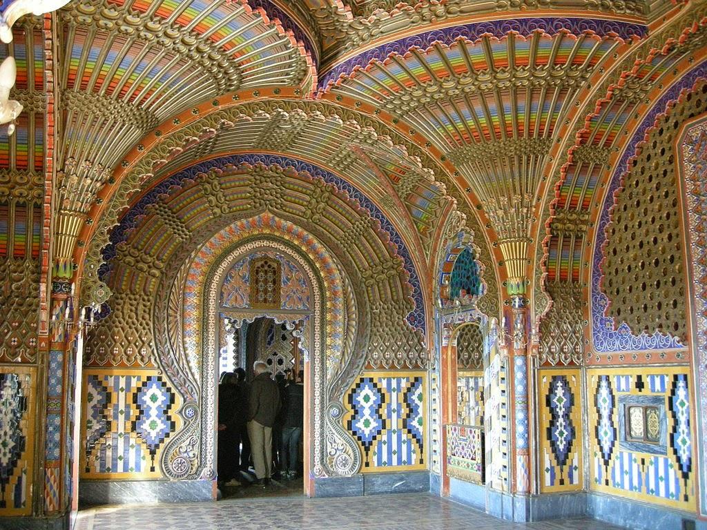 Il tesoro nascosto della Toscana: il Castello di Sammezzano
