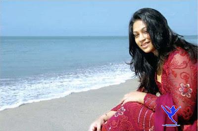 Bangladeshi film actress Popy