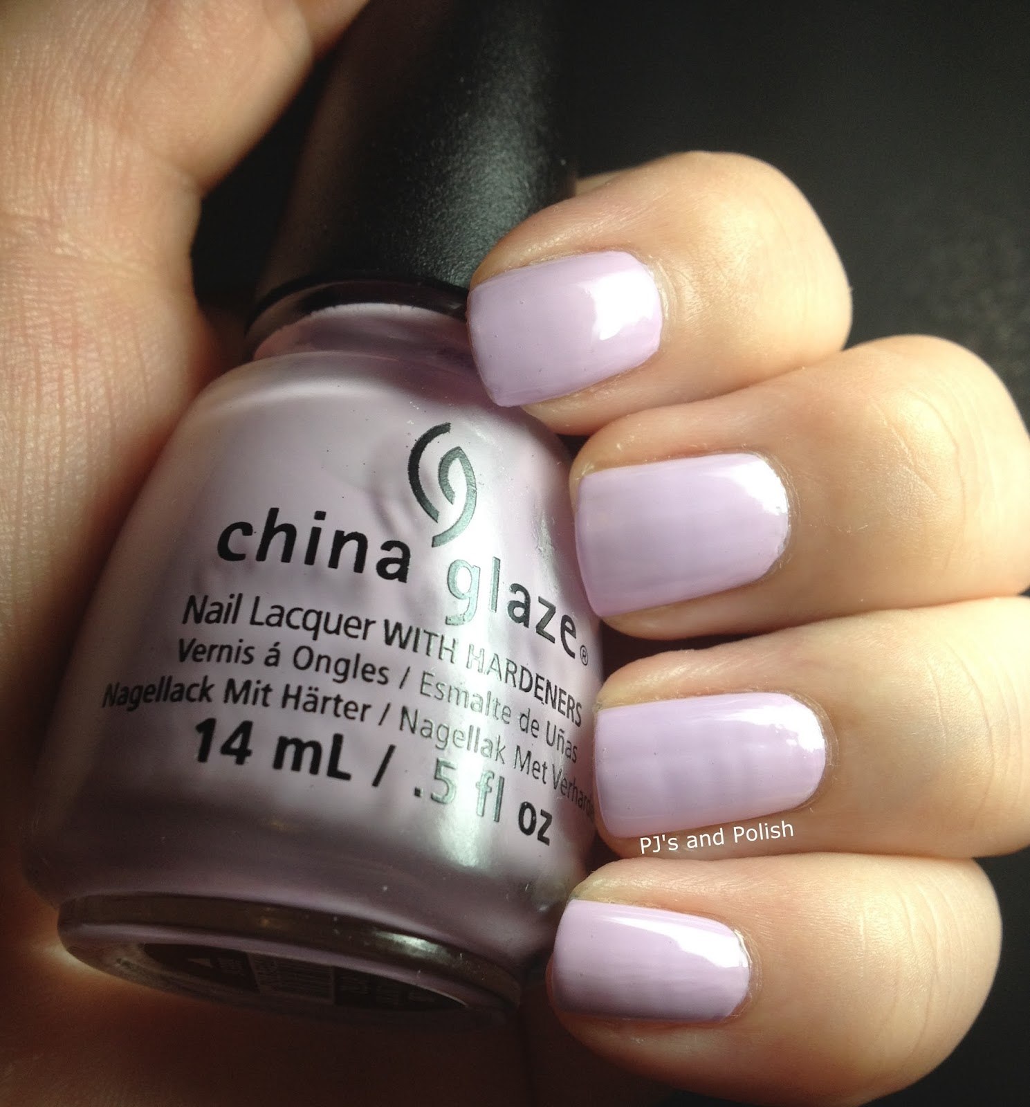 Swatch and Review China Glaze In A Lily Bit City Flourish Peonies & Park Ave HK Girl