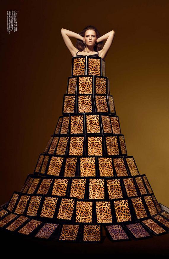 revista virgine vestidos diferentes moda consumismo all you can get