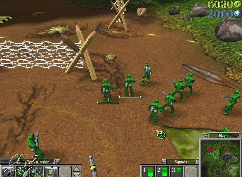 Army Men RTS PC Games Free Download Full Version