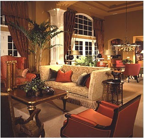 traditional living room design ideas exotic house