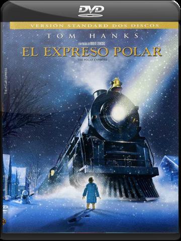 Polar Express (El Expreso Polar) (2004) 720p - Latino