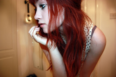 Beautiful- red hair