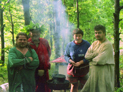 Безнен тарих 2003, литейная мастерская
