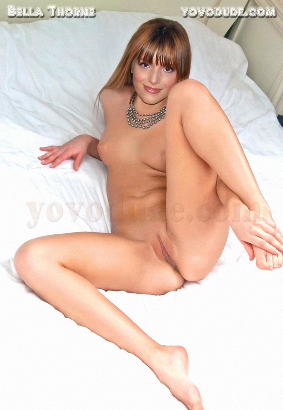 Bella Thorne Nude Fake