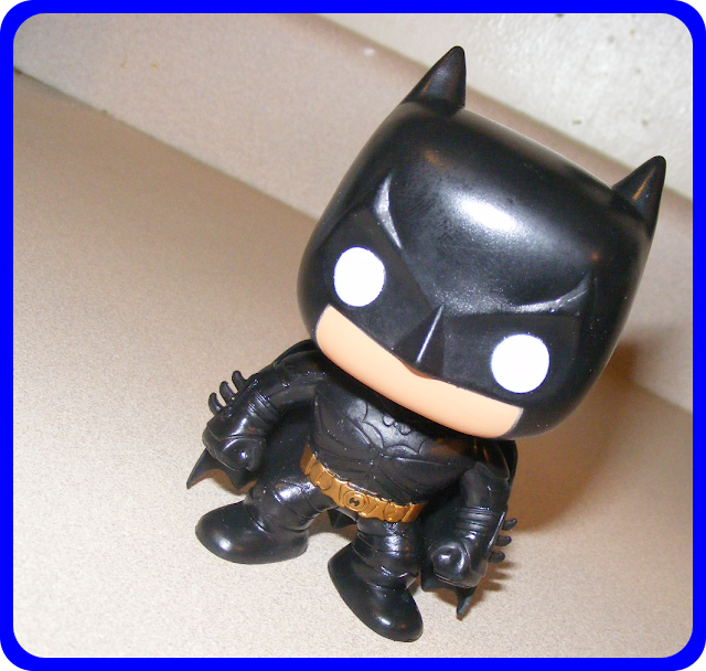 Funko Pop Heroes Dark Knight Rises Batman