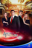 Ver Amores Verdaderos captulo 141, lunes 18 de marzo 2012