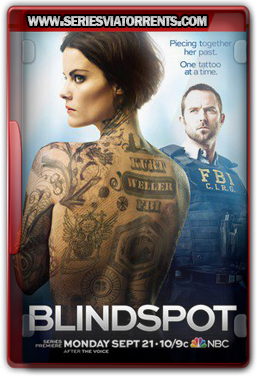 Blindspot 1ª Temporada – Torrent Dublado e Legendado (2015)