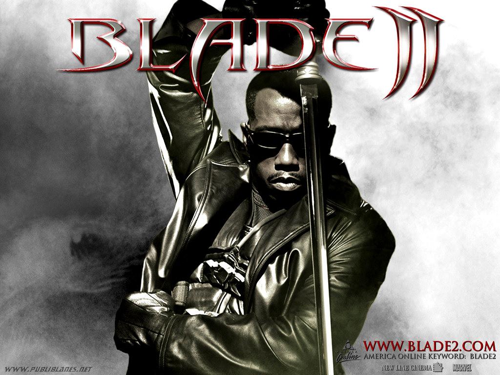 Malkavian Haven: Number 7: Blade 2