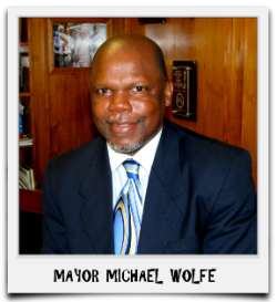 3. MAYOR MICHAEL WOLFE