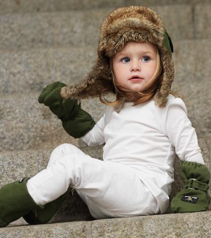 czapki i rękawiczki dla dzieci